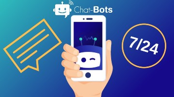 The chatbots in the commercial department